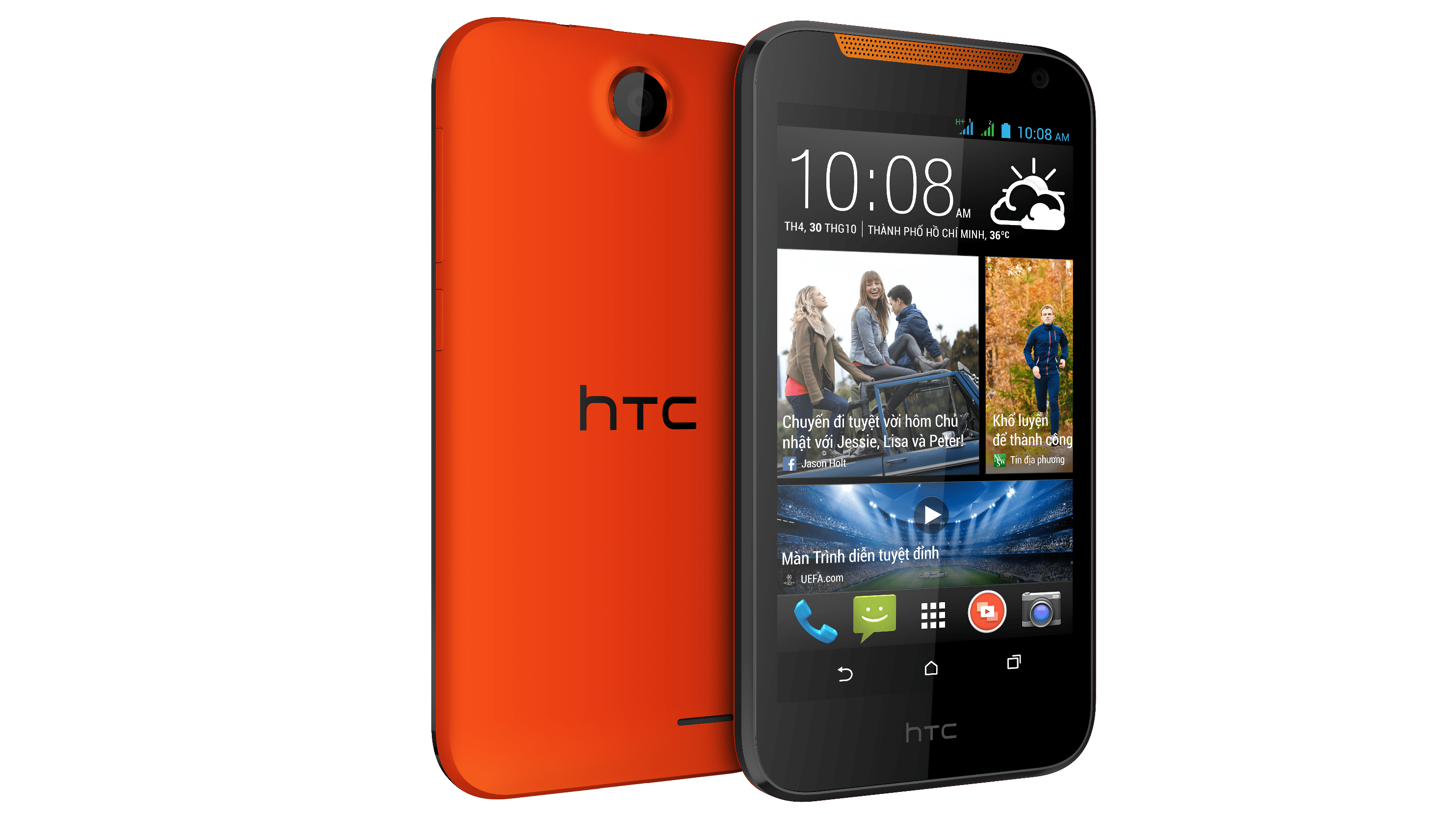 V1 PerRight Orange2014Jan17 - HTC Desire 310 2 SIM ra mắt, giá 3,89 triệu đồng