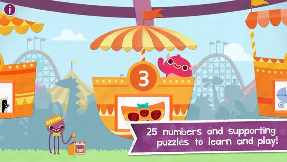 endless number 1 - Endless Numbers: Dạy số cho bé theo cách mới
