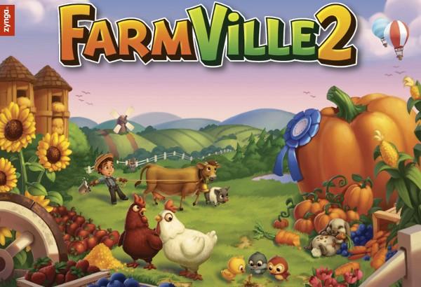farmville2 - FarmVille 2 đã có mặt trên các chợ iOS