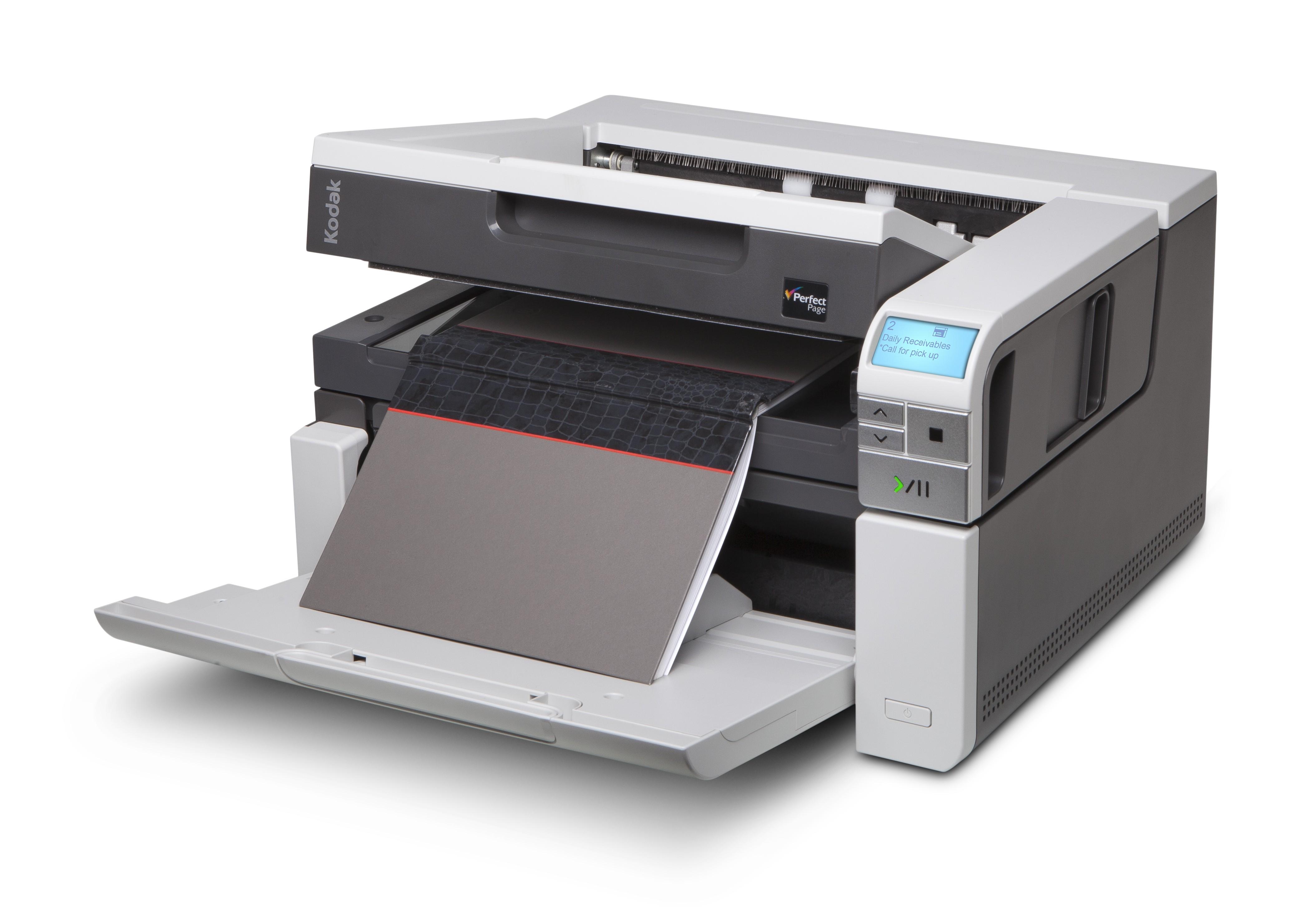 i3250 - Kodak Alaris ra mắt máy quét thông minh thế hệ mới