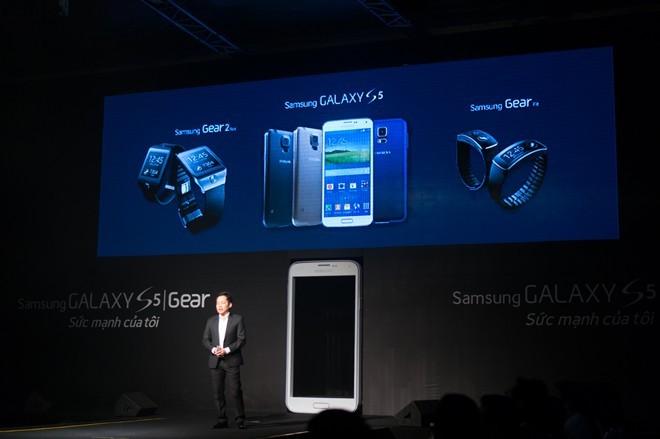 s5 - Chi phí sản xuất Galaxy S5 khoảng 4 triệu đồng