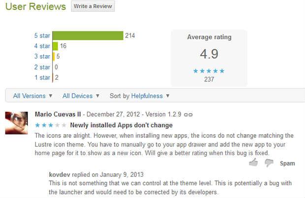 Google Play Comments - Năm thủ thuật giúp cài ứng dụng Android an toàn