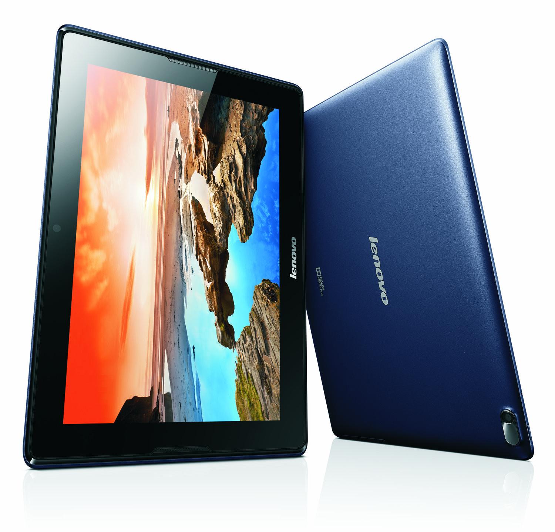 Lenovo TAB A10 3 - Lenovo công bố bốn máy tính bảng Android dòng A Series