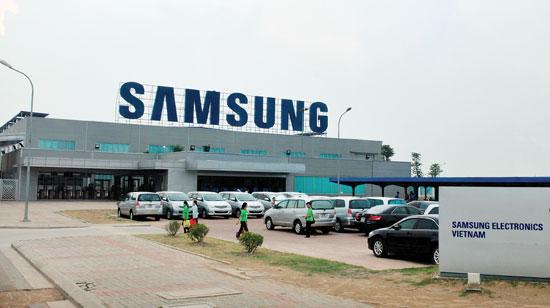 NHA MAY - Hơn 300 bản mạch Galaxy S5 bị mất trộm