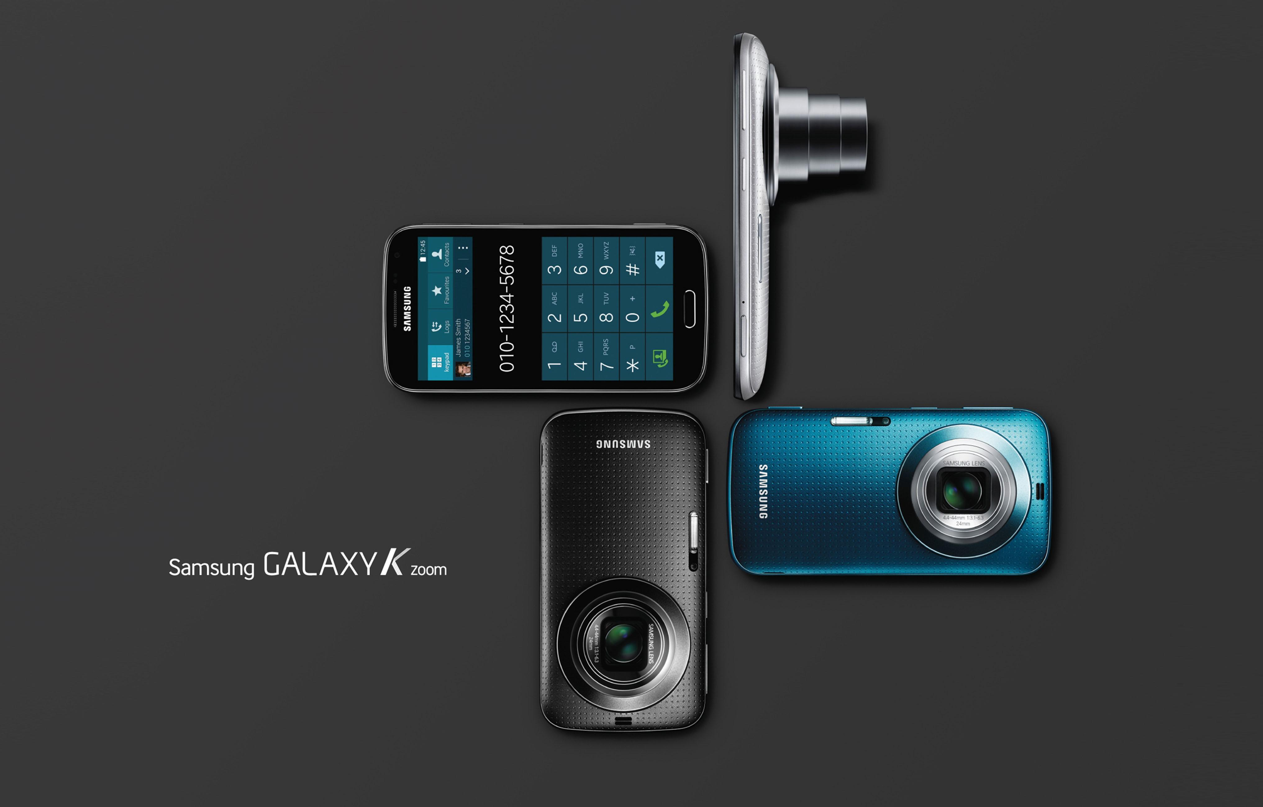 galaxy k zoom 2 - Vì sao Samsung tung Galaxy K Zoom?