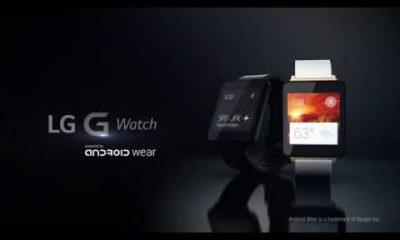 lg g watch 400x240 - LG G Watch rò rỉ video giới thiệu