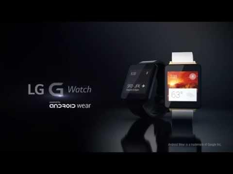 lg g watch - LG G Watch rò rỉ video giới thiệu