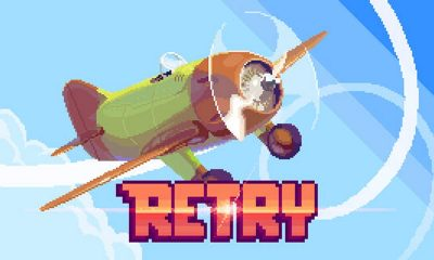 "retry 400x240 - Retry: Tựa game ""ăn theo"" Flappy Bird của Rovio"