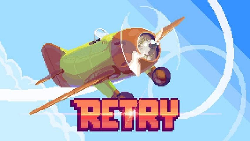"retry - Retry: Tựa game ""ăn theo"" Flappy Bird của Rovio"