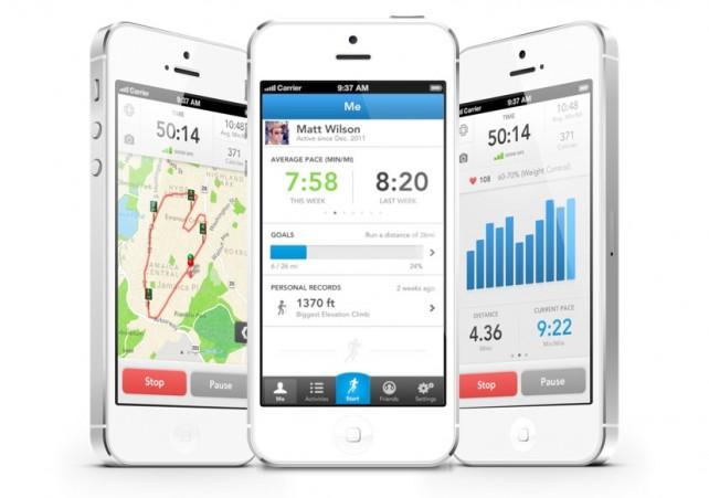 runkeeper 642x451 - Theo dõi luyện tập thể dục qua GPS miễn phí