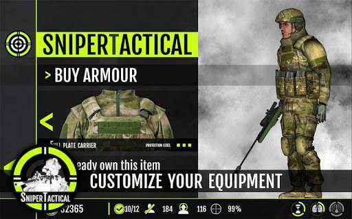sniper 1 - Sniper Tactical: Giải cứu con tin