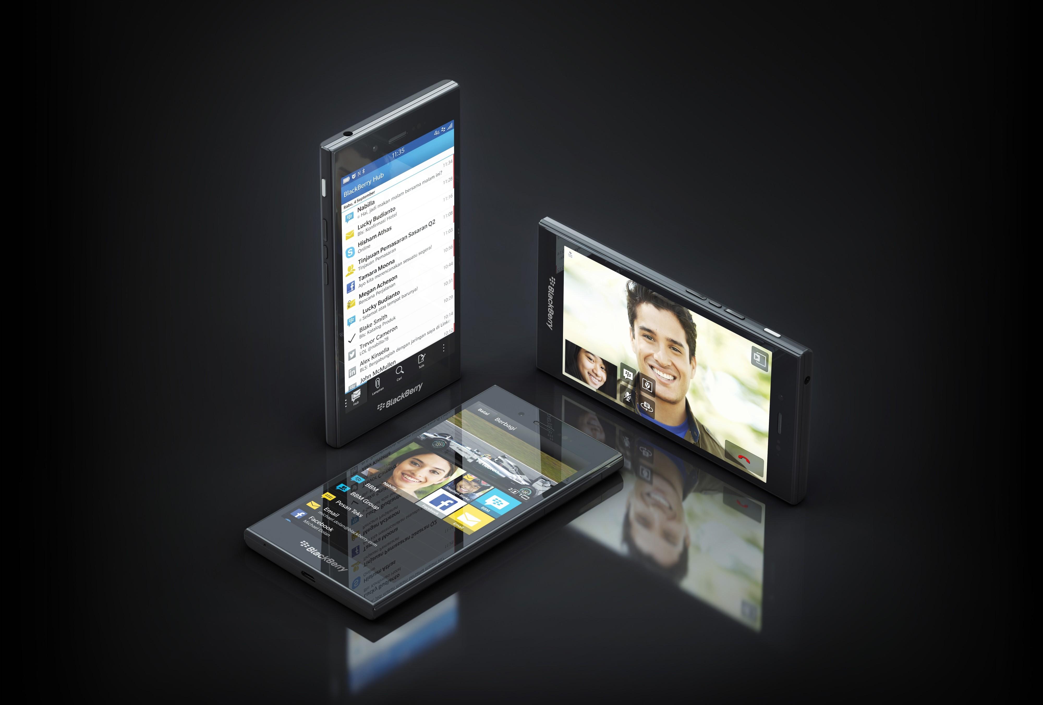 z3 - BlackBerry Z3: Mối lương duyên giữa BlackBerry và Foxconn