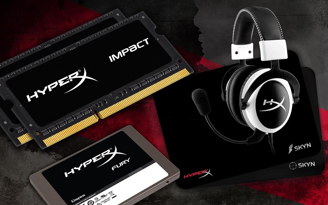 HyperX press release 1152x720 - HyperX ra mắt bộ nhớ HyperX Impact