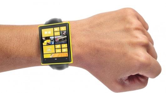 Microsft watch - Microsoft sẽ tung smartwatch ngay trong hè 2014