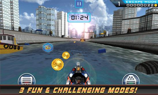 dhoom 1 - Dhoom:3 Jet Speed - Lướt sóng trên Windows Phone