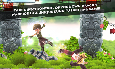 dragon finga 1 400x240 - Dragon Finga: Đi cảnh kung-fu