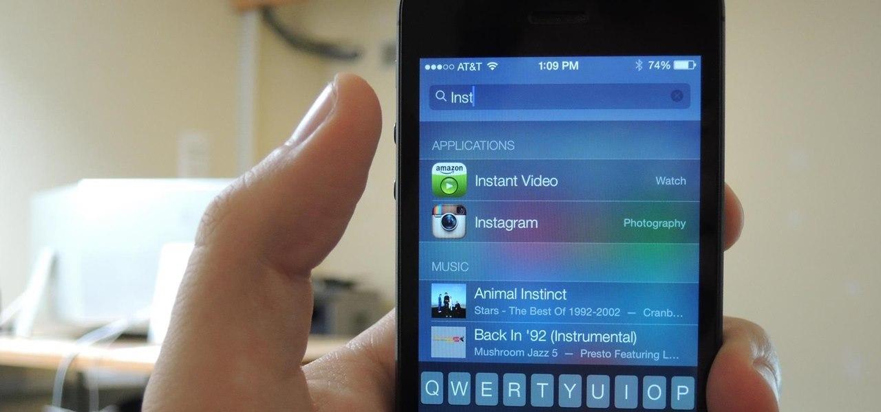 ios spotlight search - Tìm hiểu tính năng Spotlight Search trên iOS 8