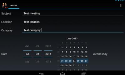 meeting 2 400x240 - Meeting Minutes – Theo dõi lịch làm việc dễ dàng trên Android