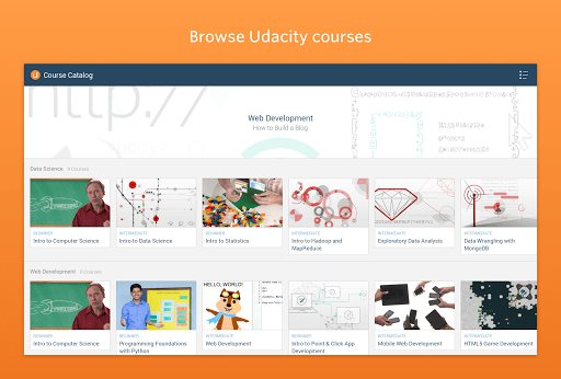udacity 1 - Udacity - tự học trên Android