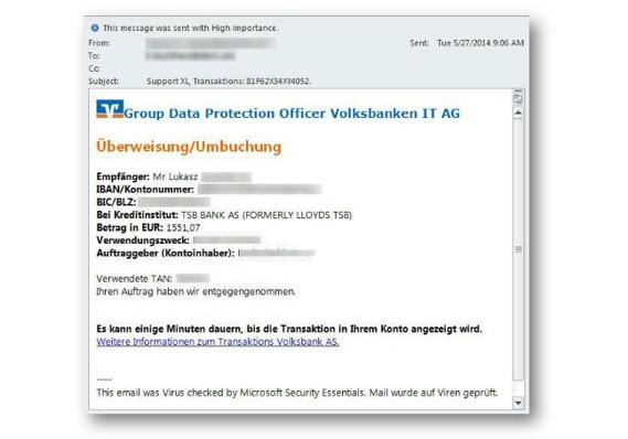Mal - Xuất hiện malware mới ẩn nấp trên máy tính chờ người dùng đăng nhập vào tài khoản ngân hàng
