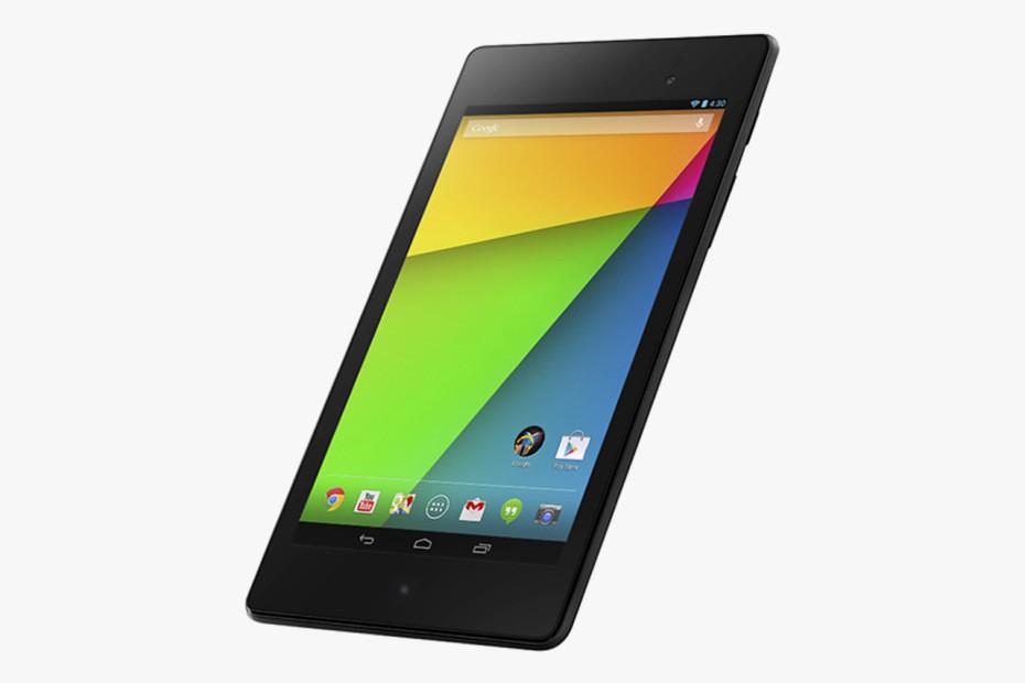 The new nexus 7 - Nexus 7 chính hãng giảm giá 1 triệu đồng