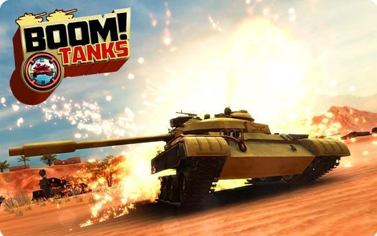 boom tanks - Free the Network: Vượt chướng ngại vật