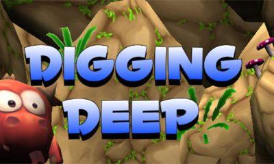 digging deep 400x240 - Digging Deep: Tap the Blocks - Đào kim cương
