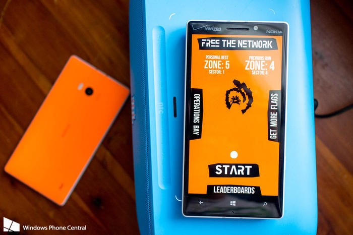 free the network - Free the Network: Vượt chướng ngại vật