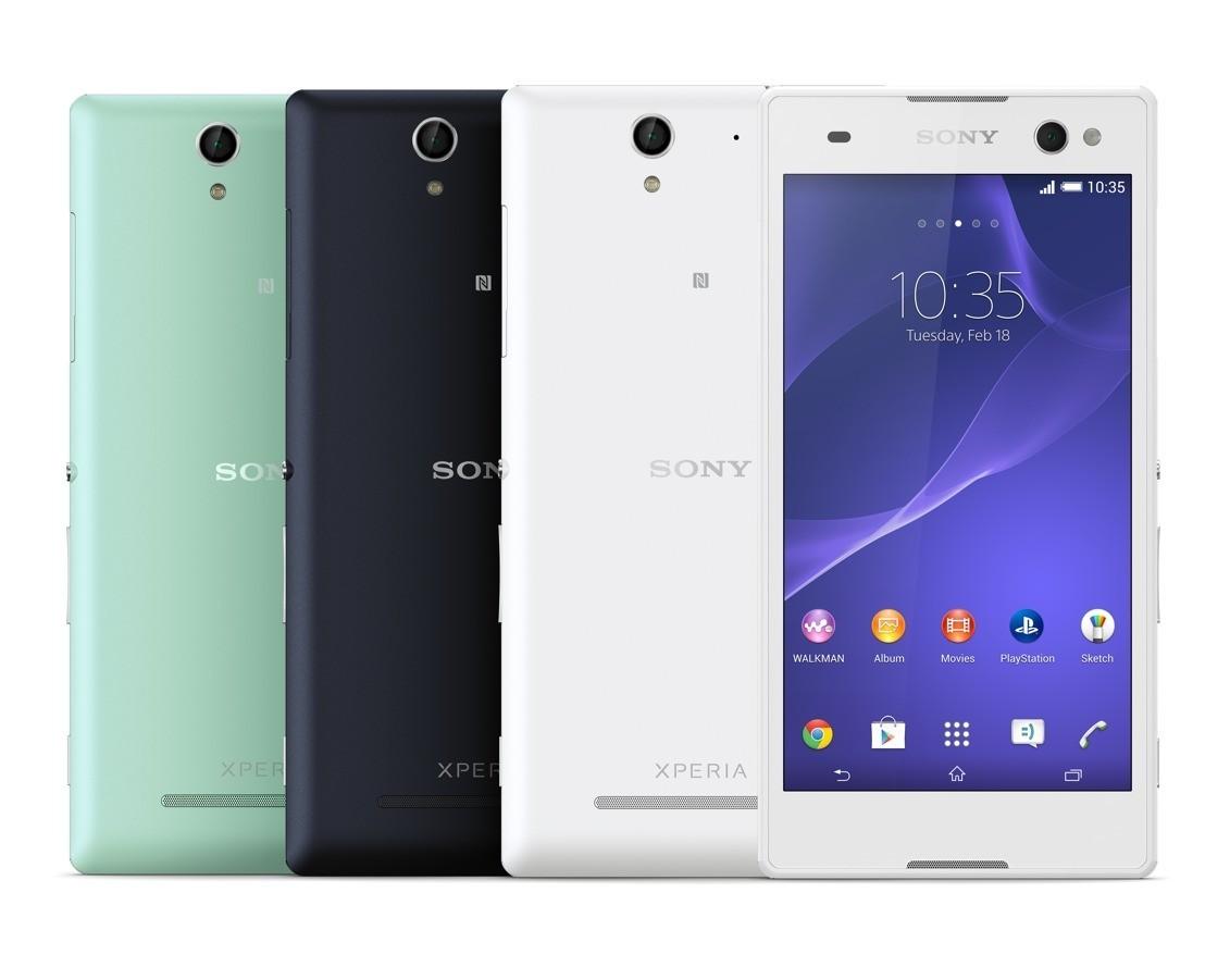 """image0019 - Sony ra mắt Xperia C3 cho nhu cầu """"tự sướng"""""""