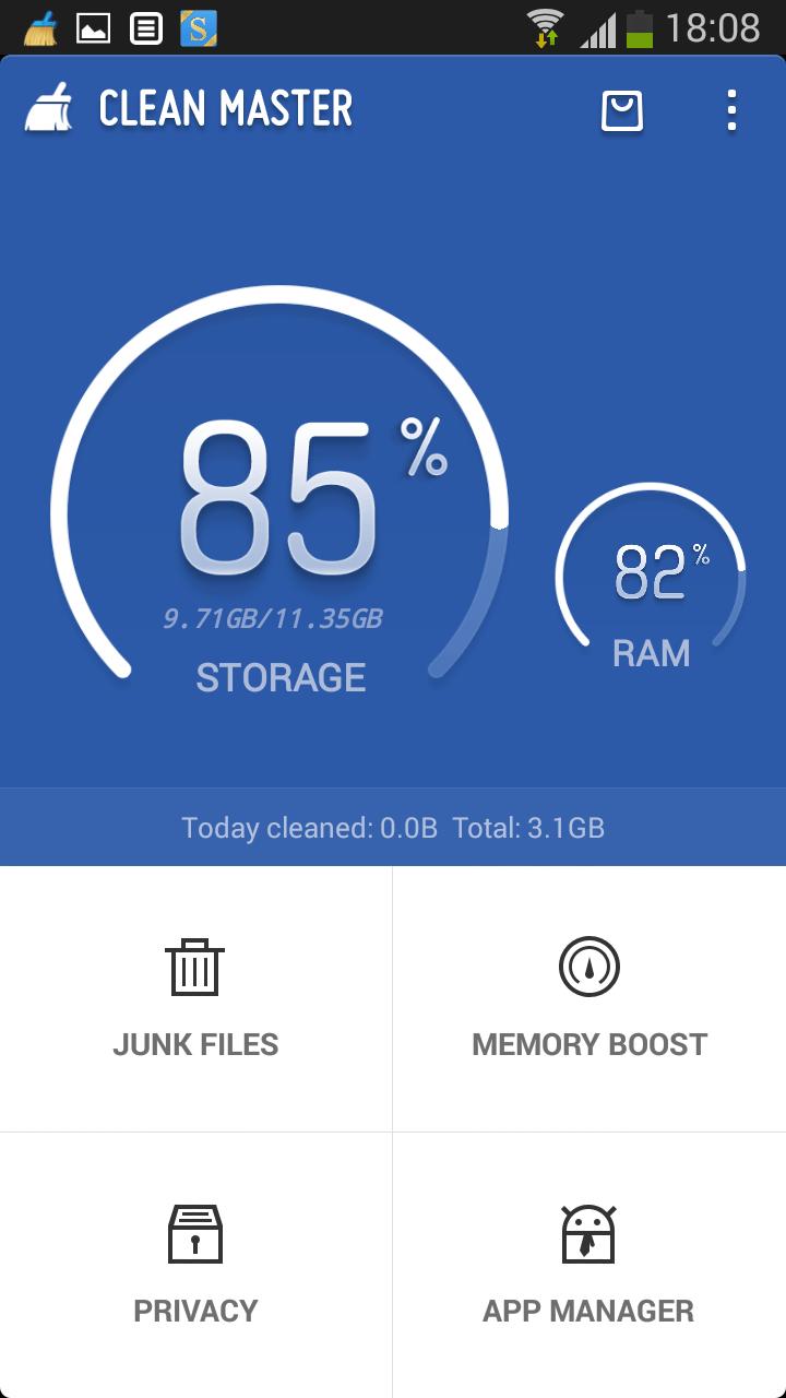 image0038 - Clean Master: Tối ưu điện thoại Android