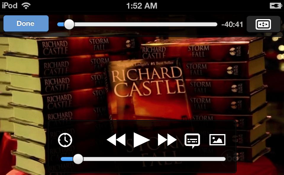 image021 - VLC for iOS: Xem phim trên iPhone từ Dropbox
