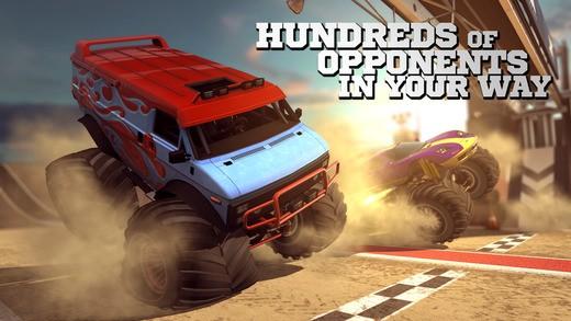 mmx 3 - MMX Racing - Đua xe địa hình