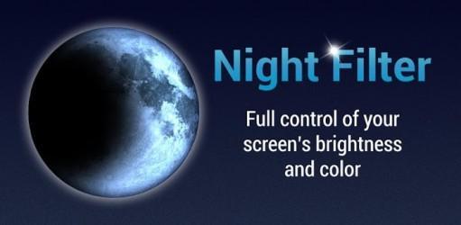 night filter - Night Filter: Giúp bạn tỉnh táo hơn khi thức khuya