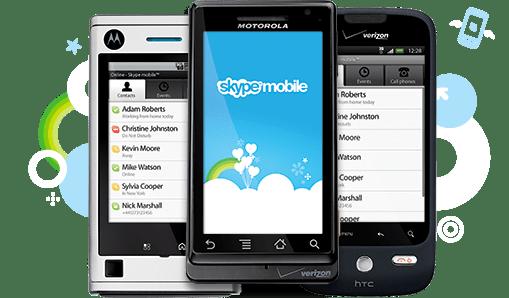 skype - Free the Network: Vượt chướng ngại vật