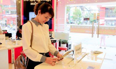 tAB S fpt 400x240 - Galaxy Tab S đã có hàng tại FPT Shop