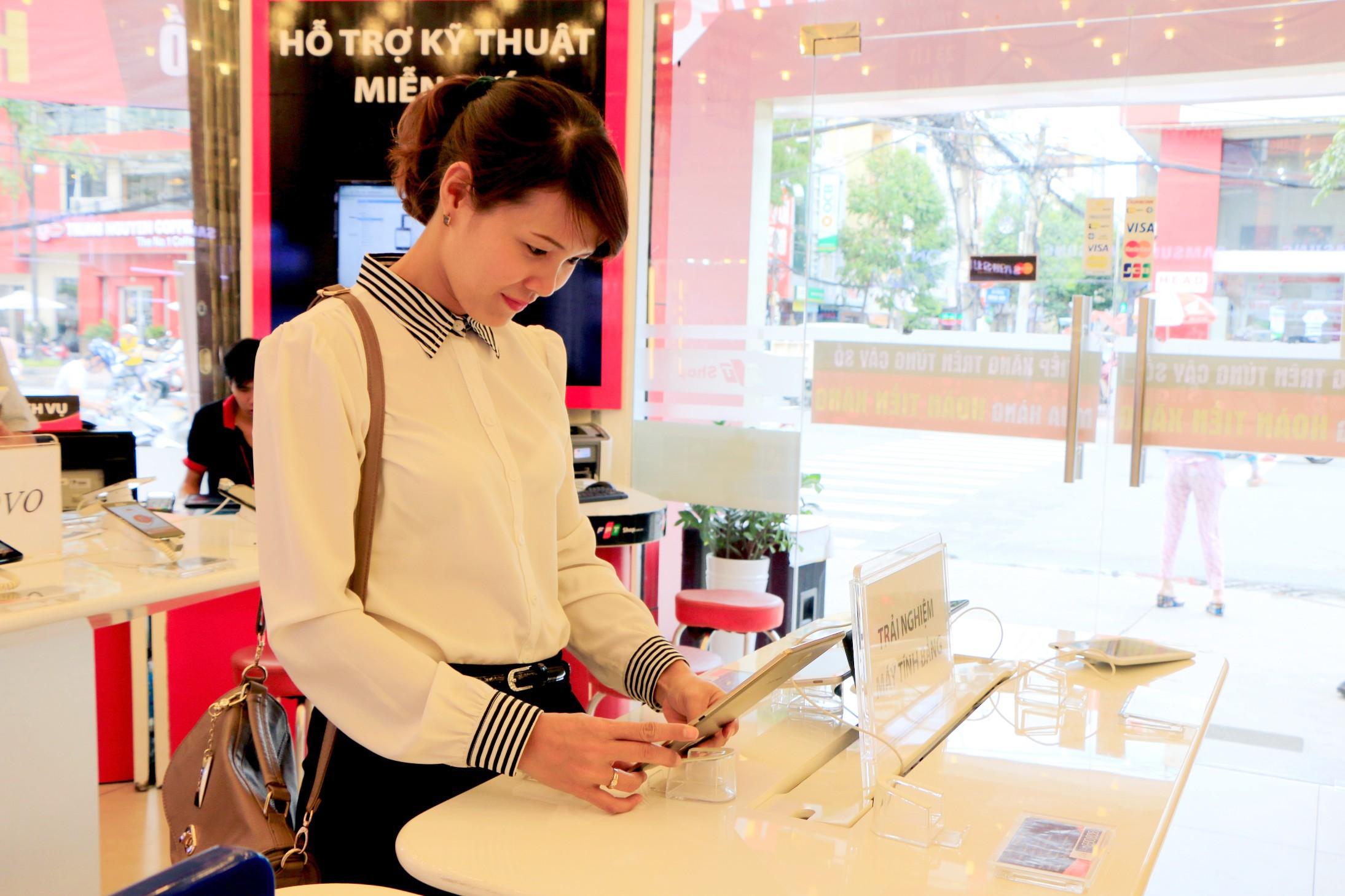 tAB S fpt - Galaxy Tab S đã có hàng tại FPT Shop