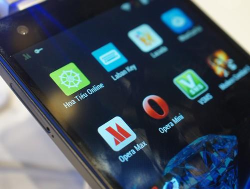 """Opera Max - Smartphone Mobiistar được """"ưu tiên"""" sử dụng trước Opera Max"""