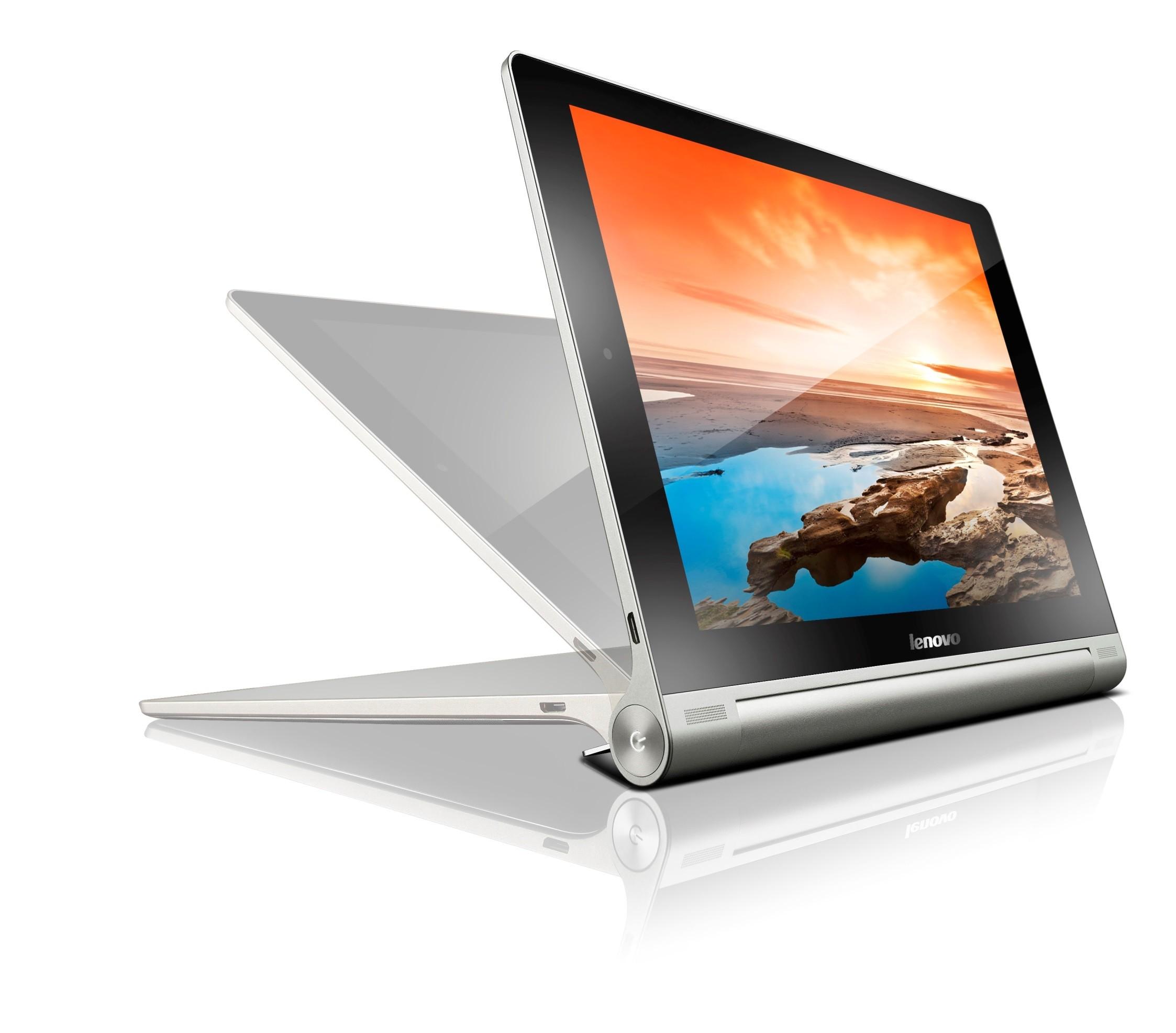 Yoga Tablet 10 HD+ - Lenovo YOGA 10 HD+ lên kệ, giá 9,5 triệu đồng