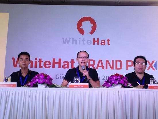 bkav - Hacker sẽ thi đối kháng tại WhiteHat Grand Prix 2014