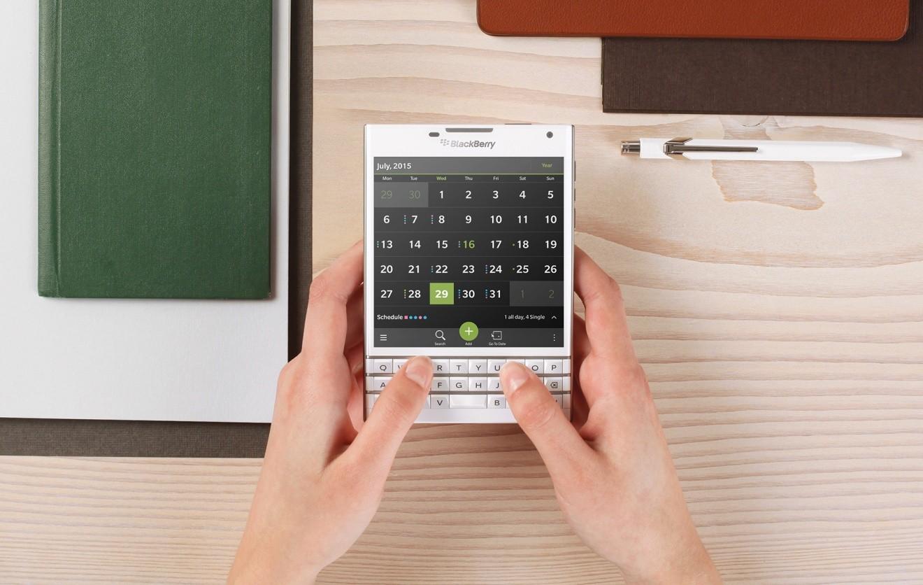 blackberry passport -  BlackBerry Passport lộ diện thông số kĩ thuật