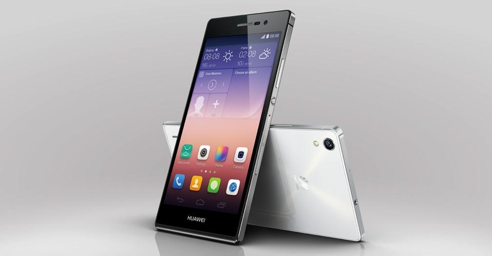 """dien thoai huwei - Giải thưởng """"Smartphone Người dùng Châu Âu 2014 – 2015"""" thuộc về Huawei Ascend P7"""