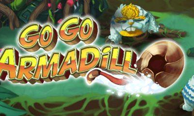 go go armadillo 400x240 - Go Go Armadillo!: Dọn sạch kẻ thù với một phát bắn