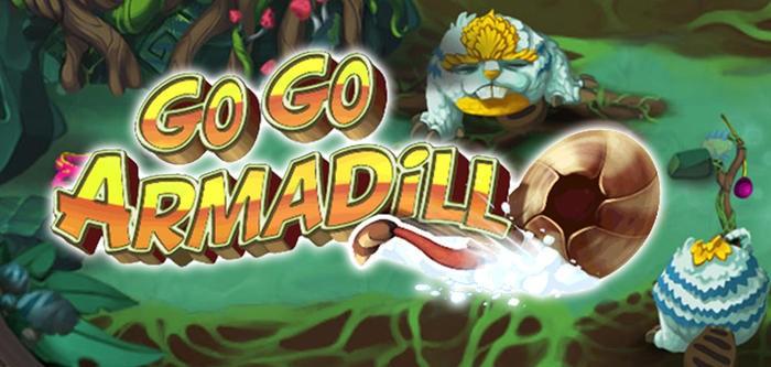 go go armadillo - Go Go Armadillo!: Dọn sạch kẻ thù với một phát bắn