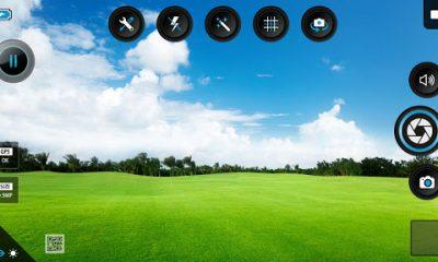 hd camera 1 400x240 - HD Camera: Chụp ảnh nhiều tính năng trên Android