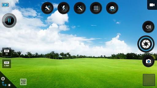 hd camera 1 - HD Camera: Chụp ảnh nhiều tính năng trên Android