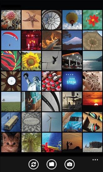 image001 - Phox - Ứng dụng xử lý ảnh đơn giản trên Windows Phone