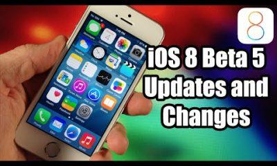 ios 8 beta 5 400x240 - Những thay đổi trong bản iOS 8 Beta 5