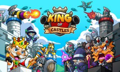 king of castle 1 400x240 - King of Castles: Tựa game phòng thủ mới cực hay