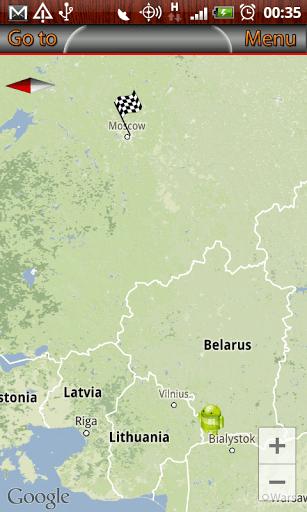 """location 3 - LocationDetector: Ứng dụng chỉ đường chuyên cho dân """"phượt"""""""