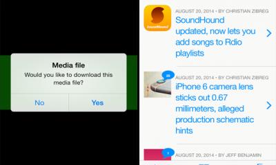 media downloader 1 400x240 - Hướng dẫn tải phim nhạc từ Youtube vào iPhone